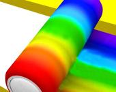 Цветной каток 3D