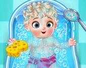Рождение ледяной принцессы