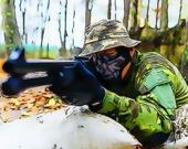 Собери солдата в бою