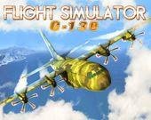 Симулятор самолета C130