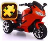 Паззл: мотоциклы