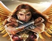 Чудо-женщина: война на выживание