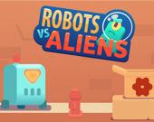 Роботы против Пришельцев
