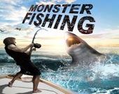 Безумная рыбалка: морской монстр