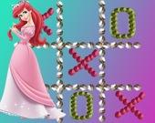 Крестики-нолики с принцессой