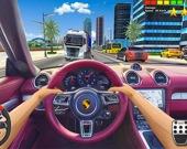Гонка по городскому трафику: экстремальный симулятор