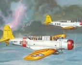 Пазл Воздушный бой 2