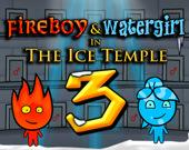 Огненный мальчик и водяная девочка 3: Ледяной храм