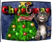 Говорящий Том: Рождество