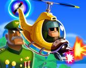 Вертолётный удар