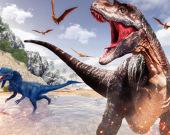 Охотник на смертельных динозавров