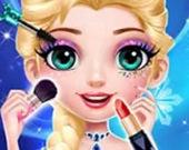 Одежда и макияж Королевы