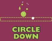 Падающий круг