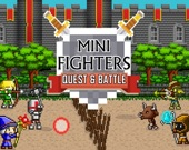 Мини бойцы: Квест и битва