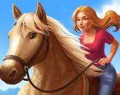 Бег лошади 2