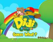Диди и друзья: Угадай, что?