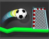 Мяч на качелях 2