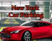 Автопарковка в Нью-Йорке
