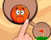 Заройте мяч