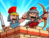 Крушение Римской империи: оборона башни онлайн