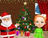 Рождественская помощница