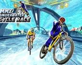 Подводные гонки на велосипедах: Невозможный трюк BMX