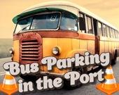 Припаркуй автобус в порту