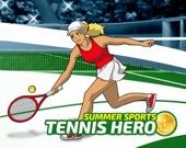 Герой тенниса