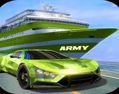 Армейский транспортер