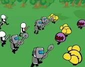 Стикмен: симулятор боя с пистолетами