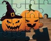 Пазл на Хэллоуин
