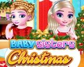 Рождество маленьких сестер