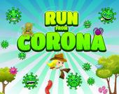 Беги от коронавируса