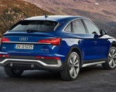 Собери Audi Q5 Sportback 2021