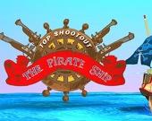 Лучшие стрелки: Пиратский корабль