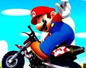 Супер-Марио на колесах