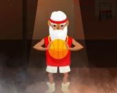 Папа-баскетболист