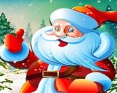 Взрыв рождественских подарков 3 в ряд