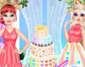 Мастер свадебного торта