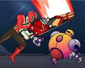 Могучие рейнджеры против роботов