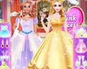 Одень принцессу: международный стилист