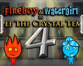 Огонь и вода 4: Кристальный храм