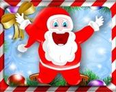 Рождественский игра с Санта-Клаусом