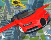 Симулятор летающего автомобиля