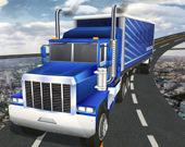 Невероятный водитель грузовика