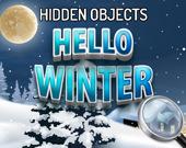Поиск предметов. Привет, зима!
