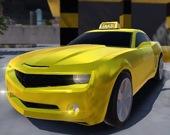 За рулем такси 3D