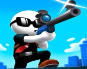 Стикмен - Героический стрелок