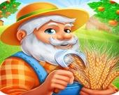 Праздник урожая на ферме