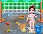 День чистки пляжа малышки Тейлор